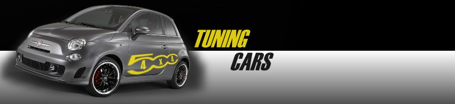 Tuning Cars - Logo Centrale