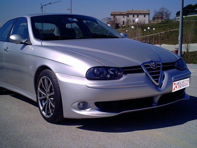 Alfavirtualclub forum leggi argomento spoiler 156 for Kit portico anteriore in vendita