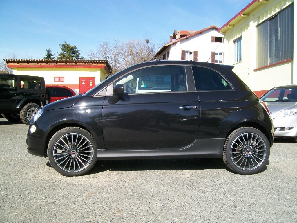 reputable site 41e48 f126e Fiat 500 » MINIGONNE SPORTIVE : - SPOILER POSTERIORE SPORT ...
