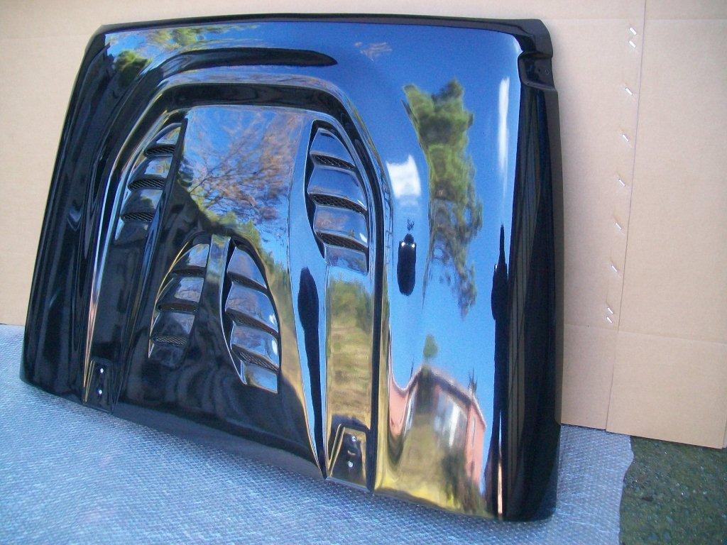 Carbonio Auto Davanti Splitter Inferiore Paraurti Labbro Corpo Kit Compatibile per Panamera